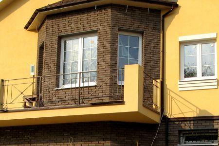 """балкон """"Геометрия"""""""