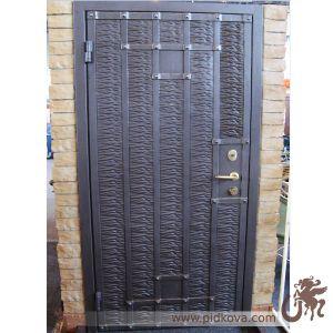 "двери кованые ""Жатка"""