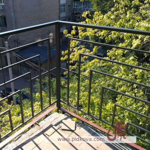 Балкон геометрия вид изнутри