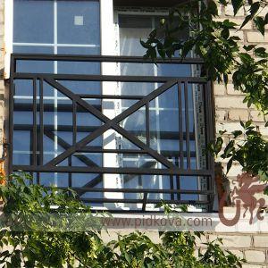 Французский балкон геометрия