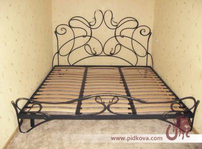Кованые быльца для кровати