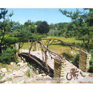 мостик ручной ковки 2