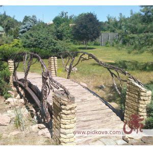 мостик ручной ковки 1
