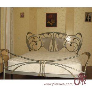 Kровать кованая в стиле модерн