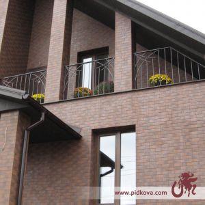 Ограждения для террас и балконов