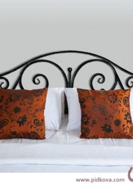 коаная кровать Лана