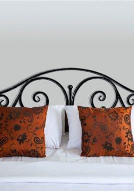 Кованая кровать Лана