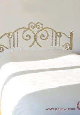Кованая кровать Алиса
