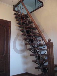 Лестница лоза