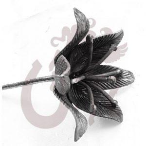 Элементты ковки цветок