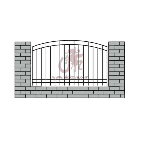 Забор z-10
