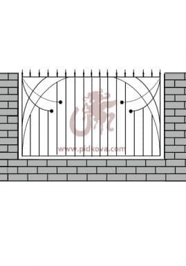 Забор z-11