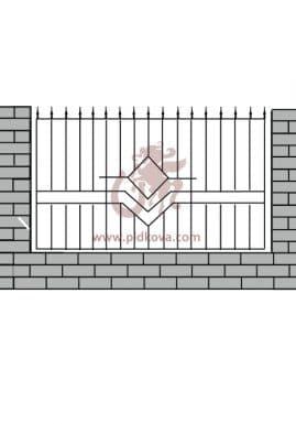 Забор z-13