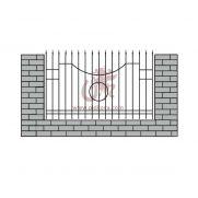 Забор z-15