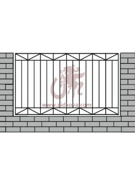 Забор z-4
