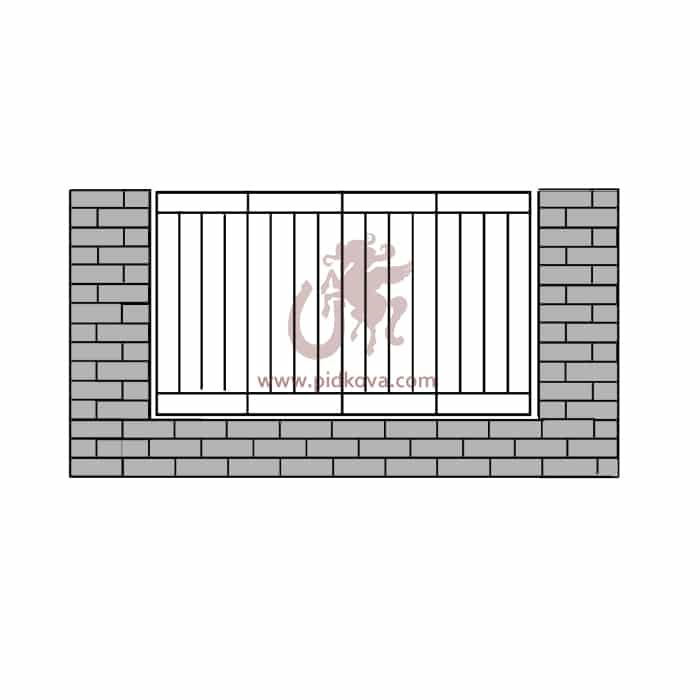 Забор z-5