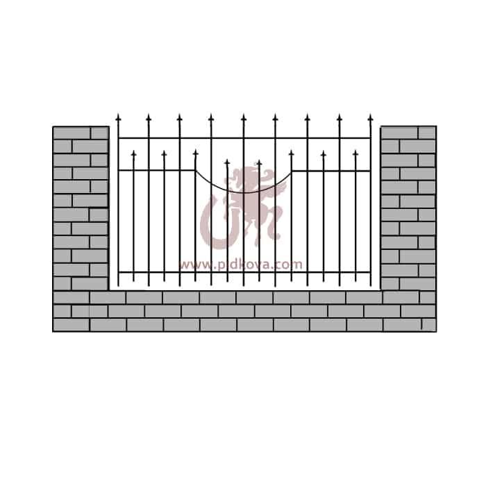 Забор z-6