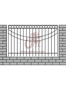 Забор z-7