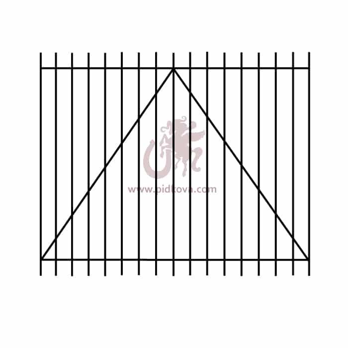 Забор zv-1