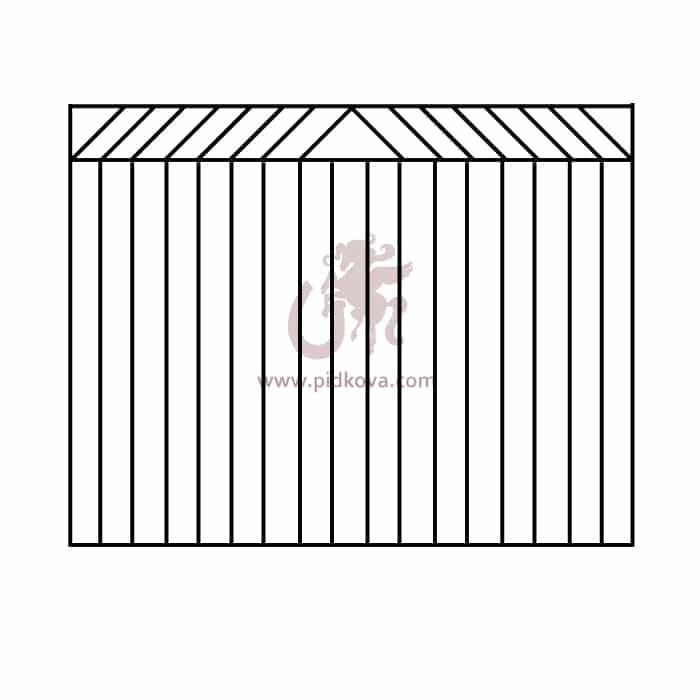 Забор zv-3