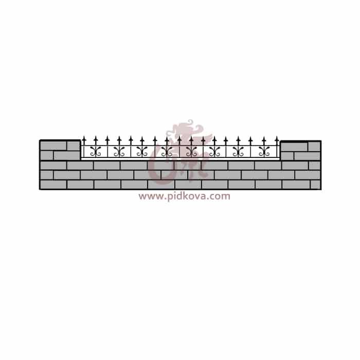 Забор z3-01