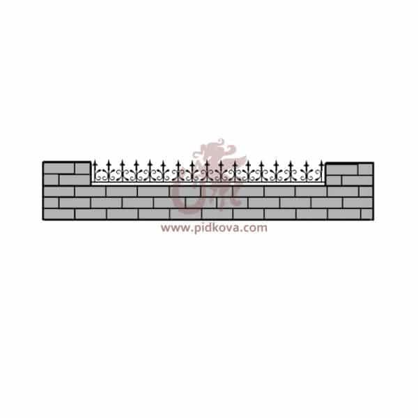 Забор z3-03