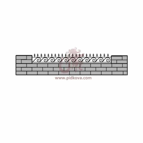 Забор z3-06