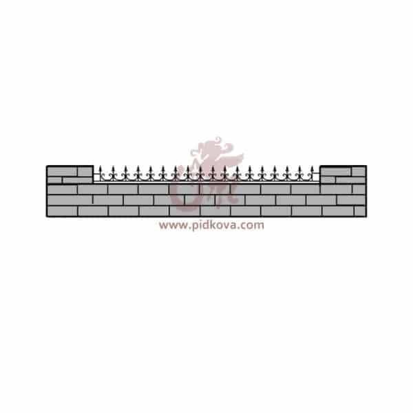 Забор z3-07
