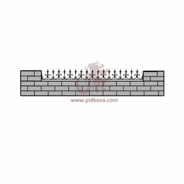 Забор z3-08
