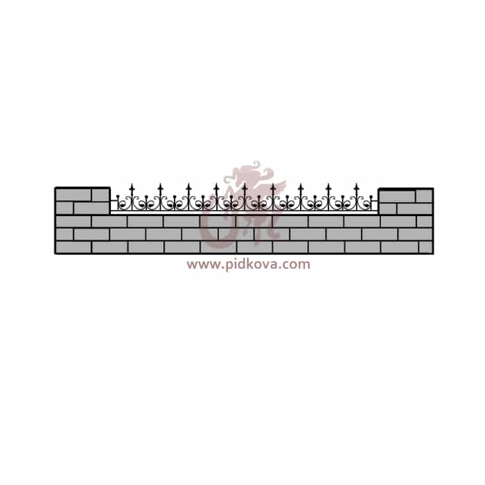 Забор z3-09