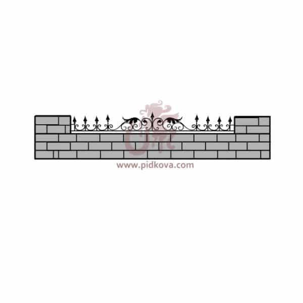 Забор z3-10