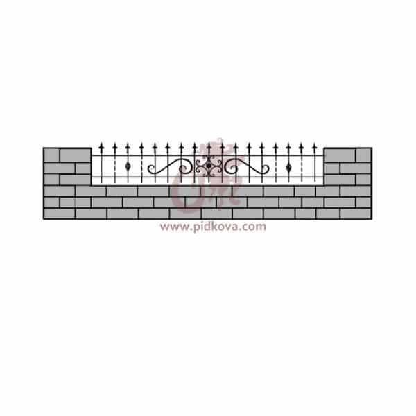 Забор z5-06