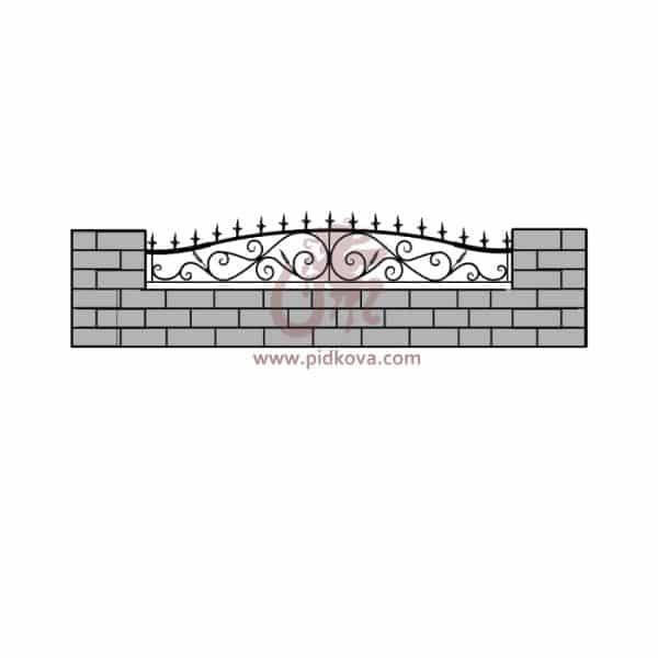 Забор z5-18