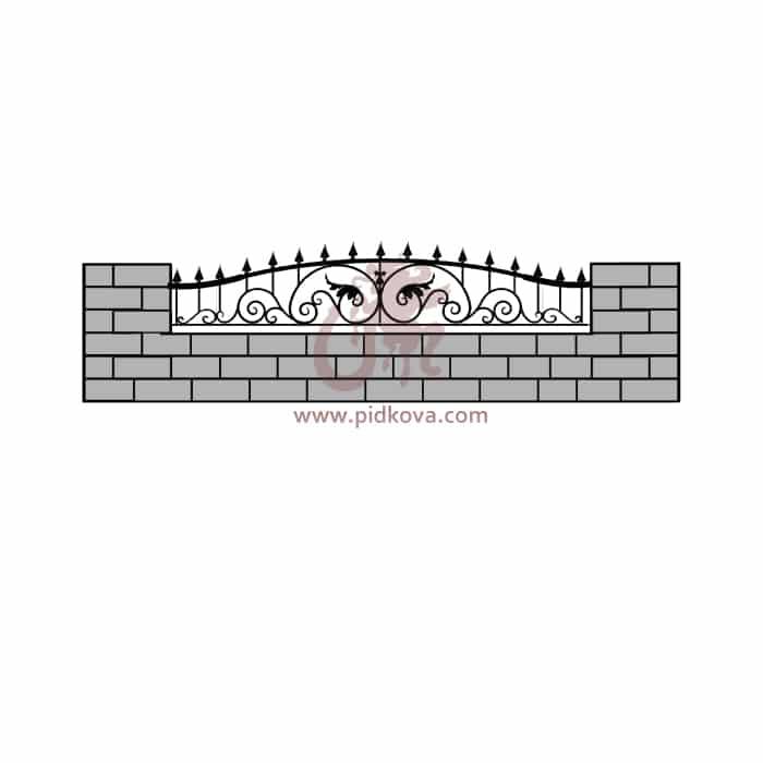 Забор z5-20
