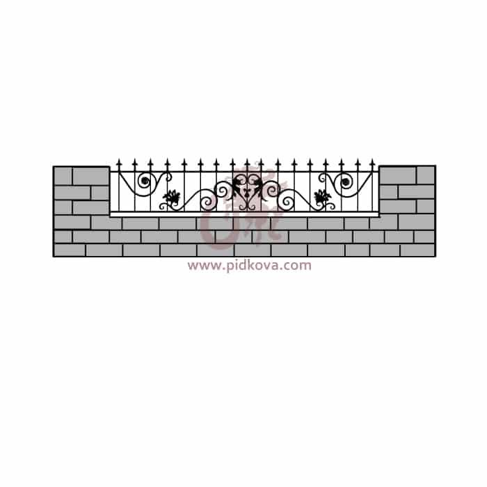 Забор z5-23