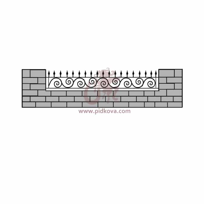 Забор z5-24