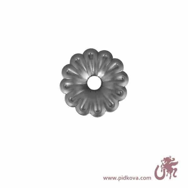 Кованый цветок 15-745