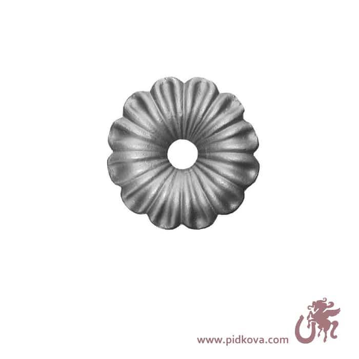 Кованый цветок 15-749