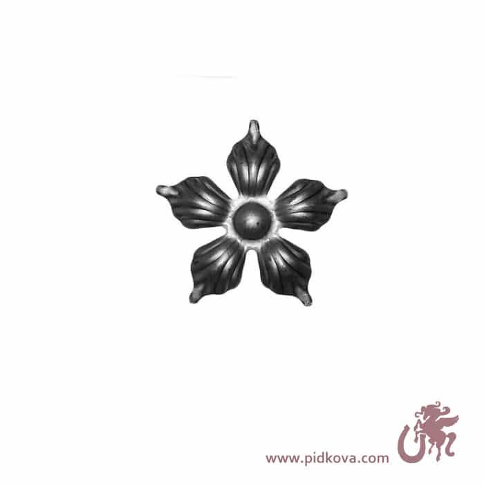 Кованый цветок 15-752