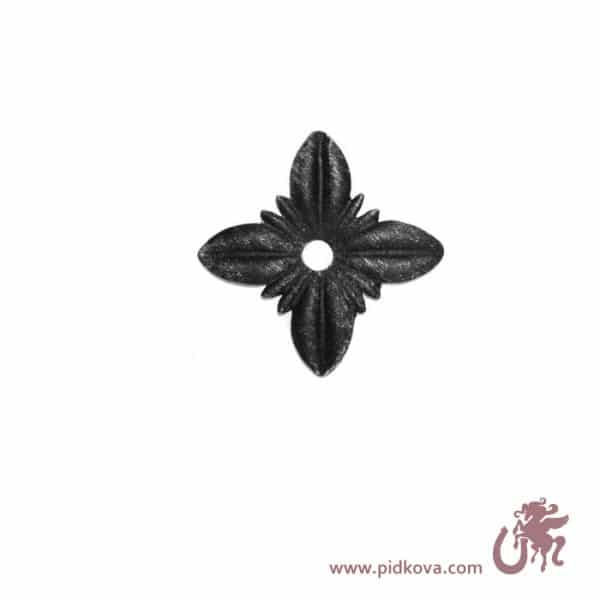 Кованый цветок 15-764