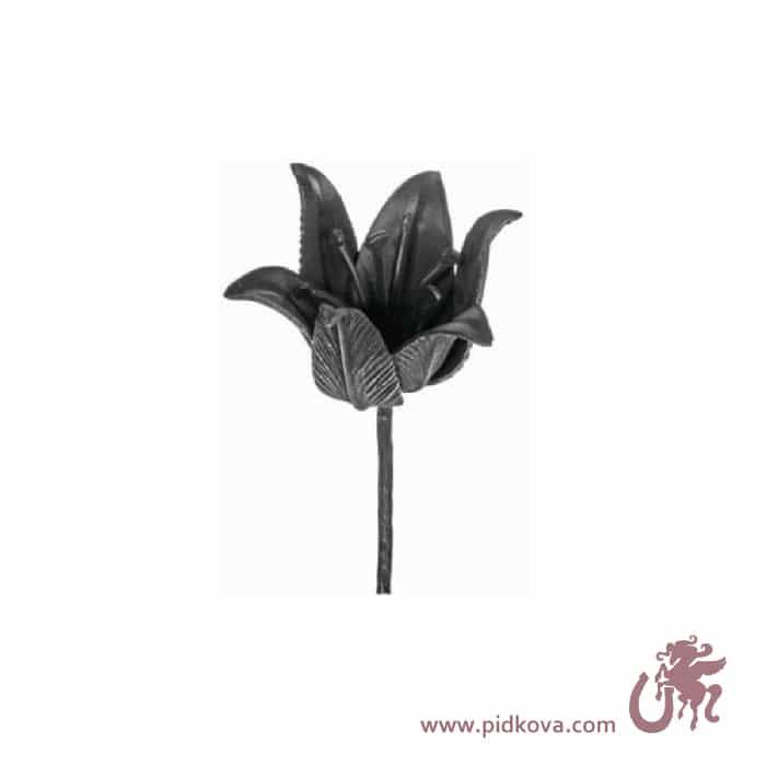 Кованый цветок 15-774