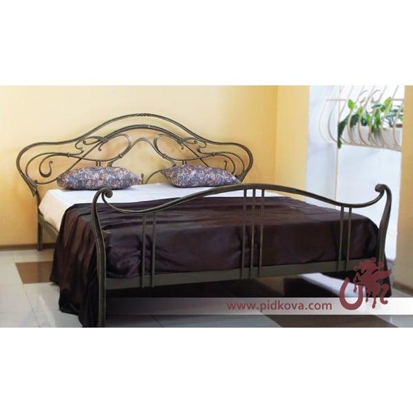 Кованая кровать, 1600