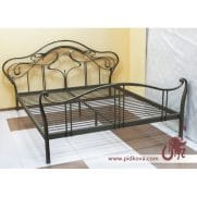 Кованая кровать, 1600х2000