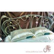 эксклюзивная кованая кровать под матрас 1,5х2м