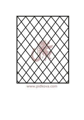 решетки на окна р11