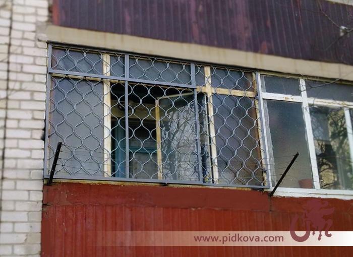 решктки на балкон харьков