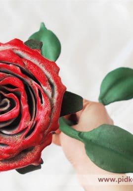 купить кованую розу