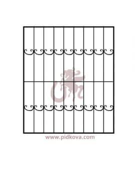 ажурные решетки на окна r12