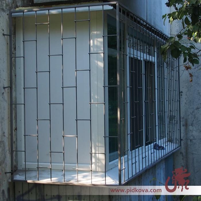решетка на балкон березка