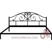 Кованая кровать, Пэтти